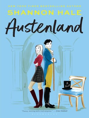 Click this cover for a(n) eBook sample of Austenland.