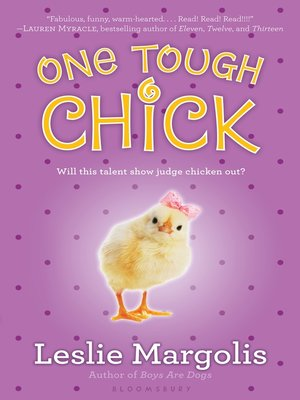 Click this cover for a(n) eBook sample of One Tough Chick.