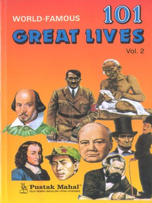 World Famous Great Lives, Volume 2