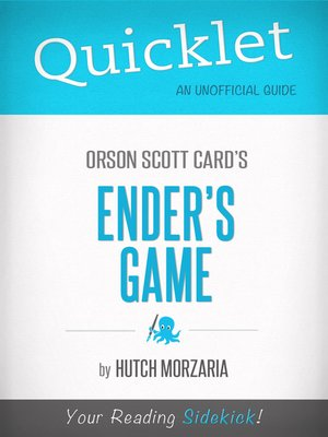 Quicklet on Ender's Game by Orson Scott Card
