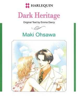 Cover of Dark Heritage