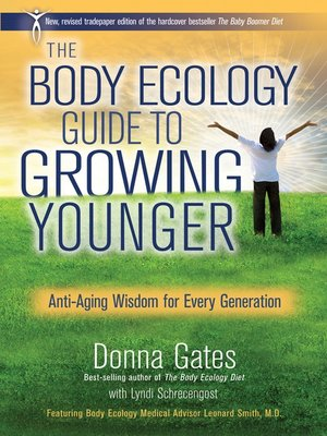 Click this cover for a(n) eBook sample of The Body Ecology Guide to Growing Younger.