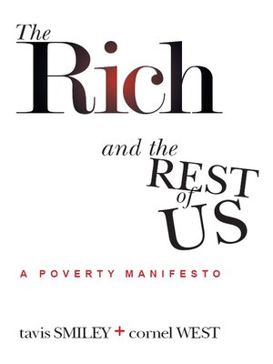 Cover of The Rich and the Rest of Us