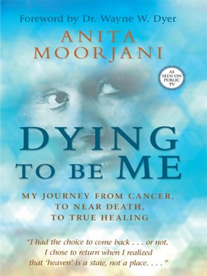 Cover of Dying to Be Me