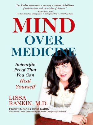 Click this cover for a(n) eBook sample of Mind Over Medicine.