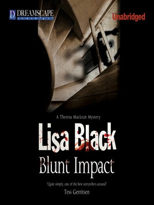 Click this cover for a(n) Audiobook sample of Blunt Impact