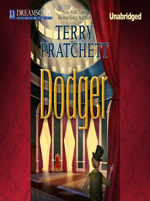 Click this cover for a(n) Audiobook sample of Dodger
