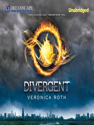 Click this cover for a(n) Audiobook sample of Divergent.