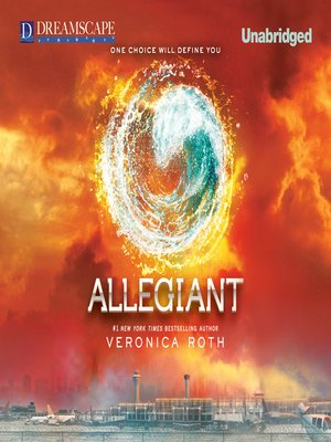 Click this cover for a(n) Audiobook sample of Allegiant.