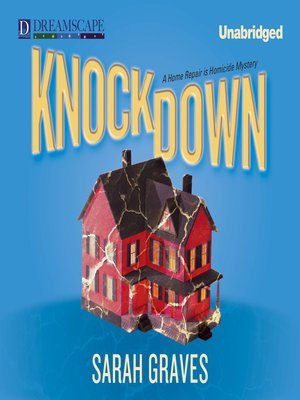Click this cover for a(n) Audiobook sample of Knockdown