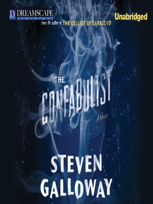 Click this cover for a(n) Audiobook sample of The Confabulist.