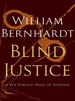 Click this cover for a(n) eBook sample of Blind Justice.