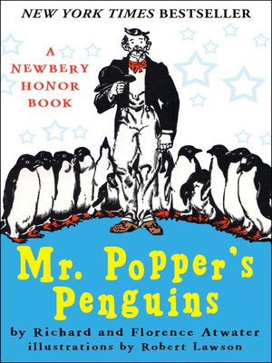 Click this cover for a(n) eBook sample of Mr. Popper's Penguins (Enhanced Edition).