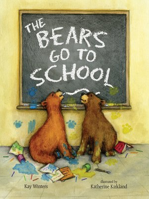Bears Go to School
