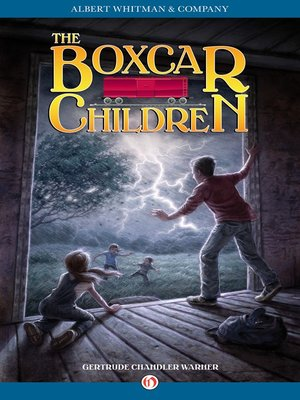 Click this cover for a(n) eBook sample of The Boxcar Children.