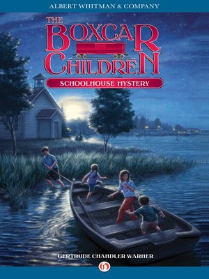 Click this cover for a(n) eBook sample of Schoolhouse Mystery