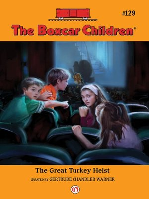 Click this cover for a(n) eBook sample of Great Turkey Heist.