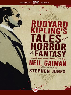 Cover of Rudyard Kipling's Tales of Horror and Fantasy