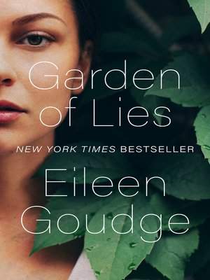 Click this cover for a(n) eBook sample of Garden of Lies
