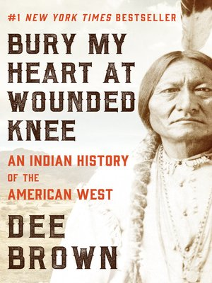 Cover of Bury My Heart at Wounded Knee