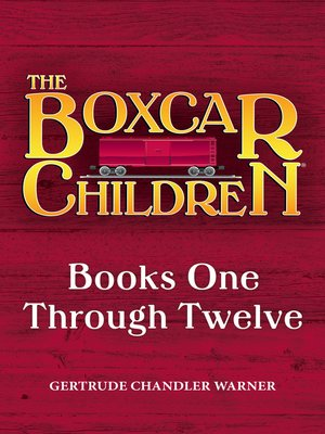 The Boxcar Children Mysteries Box Set