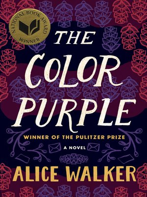 Click this cover for a(n) eBook sample of The Color Purple.