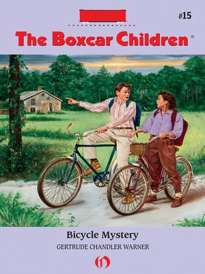 Click this cover for a(n) eBook sample of Bicycle Mystery