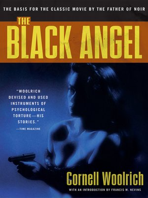 Click this cover for a(n) eBook sample of The Black Angel.