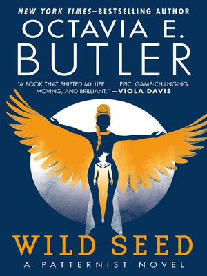 Click this cover for a(n) eBook sample of Wild Seed