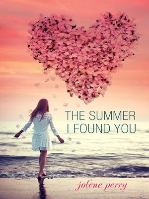 Click this cover for a(n) eBook sample of Summer I Found You