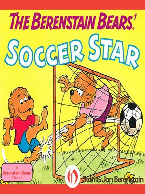 Berenstain Bears' Soccer Star