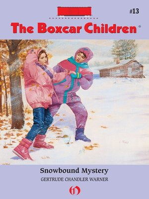 Click this cover for a(n) eBook sample of Snowbound Mystery.