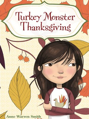 Click this cover for a(n) eBook sample of Turkey Monster Thanksgiving.
