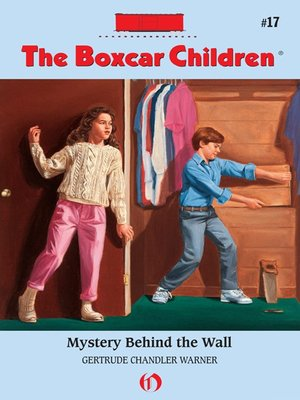 Click this cover for a(n) eBook sample of Mystery Behind the Wall.