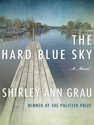Cover of The Hard Blue Sky