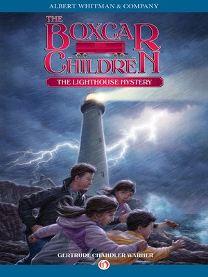 Click this cover for a(n) eBook sample of The Lighthouse Mystery