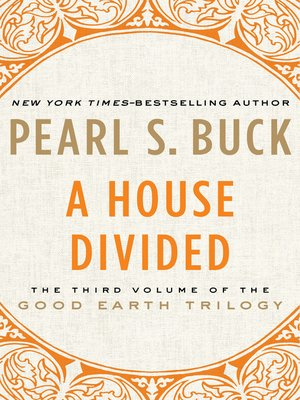 Click this cover for a(n) eBook sample of A House Divided.