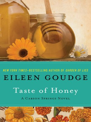 Cover of Taste of Honey