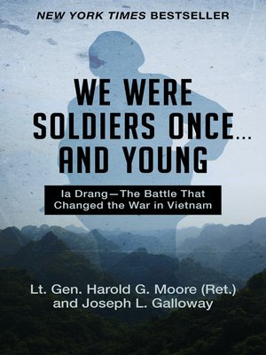 Click this cover for a(n) eBook sample of We Were Soldiers Once . . . and Young.
