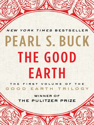 Cover of The Good Earth