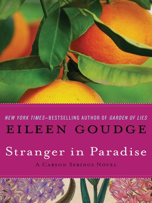 Click this cover for a(n) eBook sample of Stranger in Paradise.