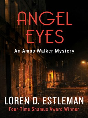 Click this cover for a(n) eBook sample of Angel Eyes.