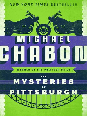 Cover of Mysteries of Pittsburgh