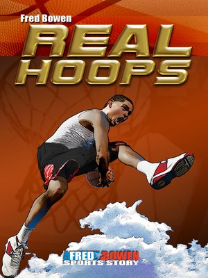 Click this cover for a(n) eBook sample of Real Hoops