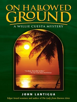 Click this cover for a(n) eBook sample of On Hallowed Ground.