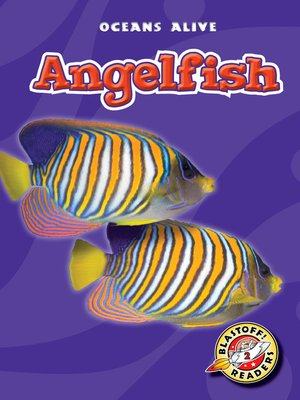 Click this cover for a(n) eBook sample of Angelfish.