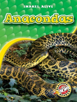 Click this cover for a(n) eBook sample of Anacondas
