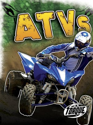 Click this cover for a(n) eBook sample of ATVs.
