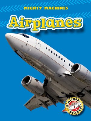 Click this cover for a(n) eBook sample of Airplanes