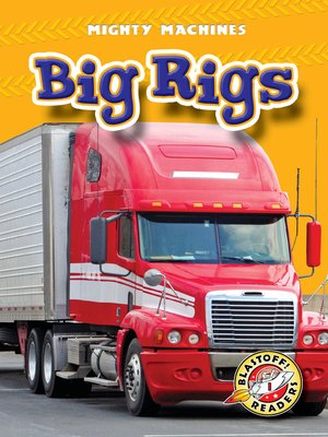 Click this cover for a(n) eBook sample of Big Rigs
